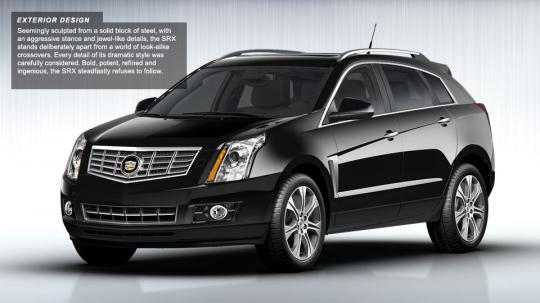 2014 cadillac srx vin 3gyfnbe34es687729. Black Bedroom Furniture Sets. Home Design Ideas
