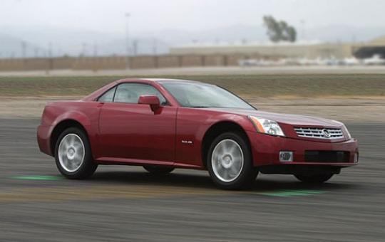 2005 Cadillac XLR - VIN: 1G6YV34A355600307 - AutoDetective.com