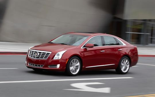 2016 Cadillac Xts Base Photo 1