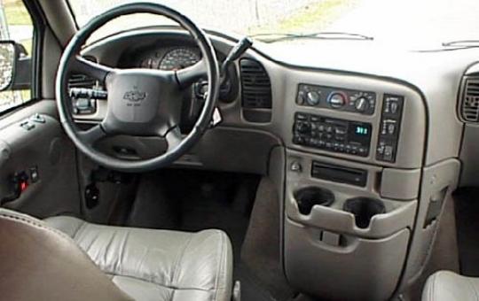 2003 Chevrolet Astro Vin 1gnel19x73b130845