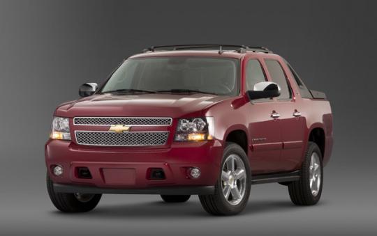 2011 Chevrolet Avalanche Photo 1
