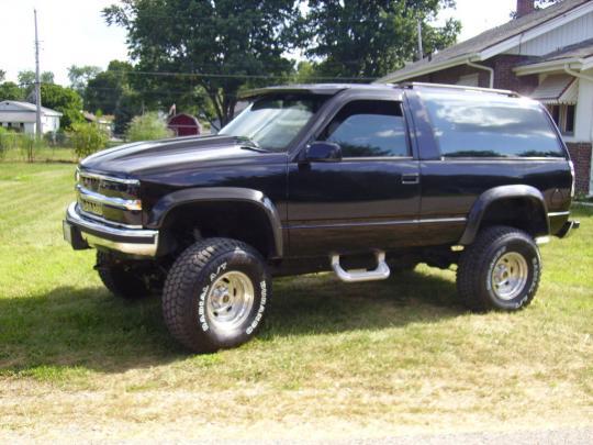1992 Chevrolet Blazer Photo 1