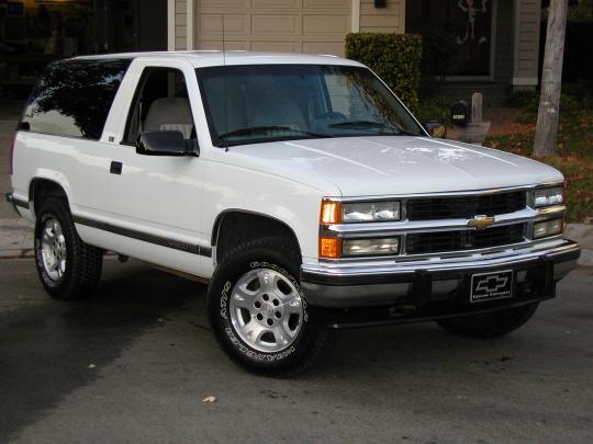 1994 Chevrolet Blazer Vin 1gnek18k4rj436523 1995 Chevy Abs Wiring Photos Videos