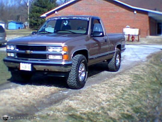 1996 Chevrolet C K 1500 Series Vin 1gcek14rxtz184927