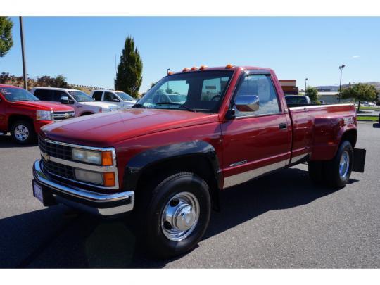 All Chevy 1991 chevy 3500 : 1991 Chevrolet C/K 3500 Series - VIN: 1GCHK34K2ME157015 ...