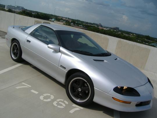 1995 Chevrolet Camaro Photo 1