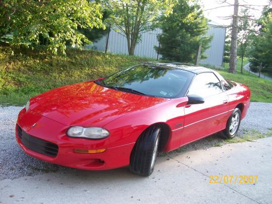 1999 Chevrolet Camaro Photo 1