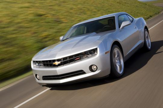 2013 Chevrolet Camaro Photo 1