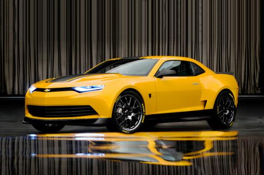 2014 Chevrolet Camaro Photo 1