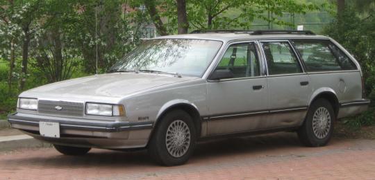 1990 Chevrolet Celebrity Vin 2g1aw84r3l2105508 Chevy Fuse Box Location Photos Videos