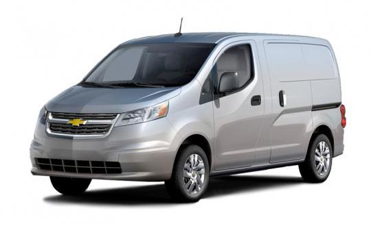 2015 Chevrolet City Express Photo 1