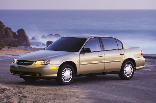 on 1998 Chevy Lumina