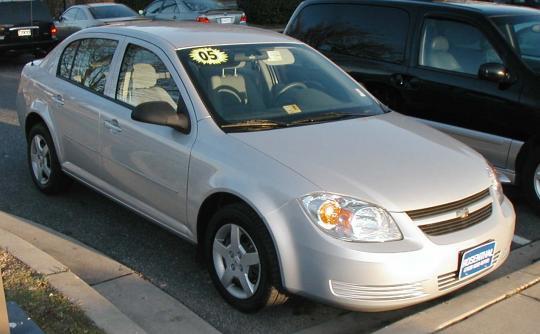 2005 Chevrolet Cobalt Vin 1g1ak52f457504054 2006 Chevy Ls Power Steeringinstrument Panellost