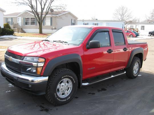 2005 Chevrolet Colorado Photo 1