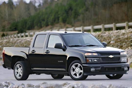 2007 Chevrolet Colorado Vin 1gccs139678168163