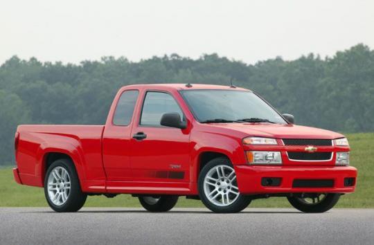 2008 Chevrolet Colorado Photo 1