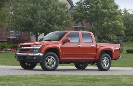 2009 Chevrolet Colorado Photo 1