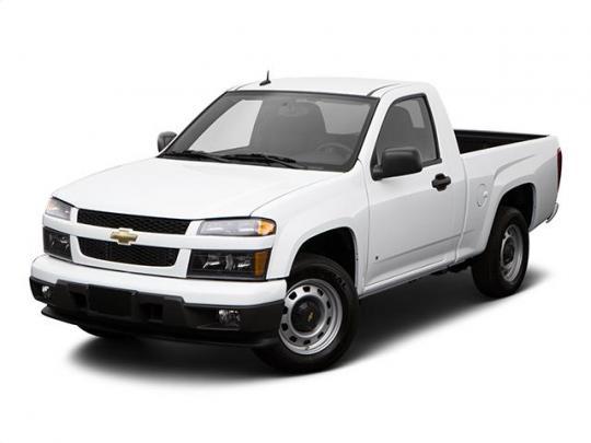 2010 Chevrolet Colorado Photo 1