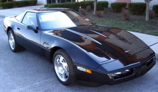 1990 Chevrolet Corvette Photo 1