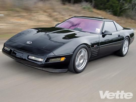 1991 Chevrolet Corvette Photo 1