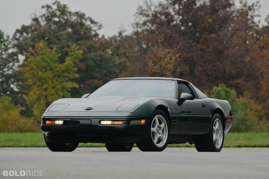 1994 Chevrolet Corvette Photo 1