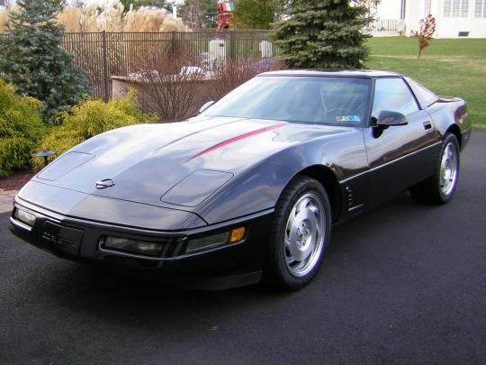 1995 Chevrolet Corvette Photo 1