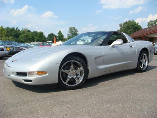 1997 Chevrolet Corvette Photo 1