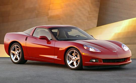2005 Chevrolet Corvette Photo 1