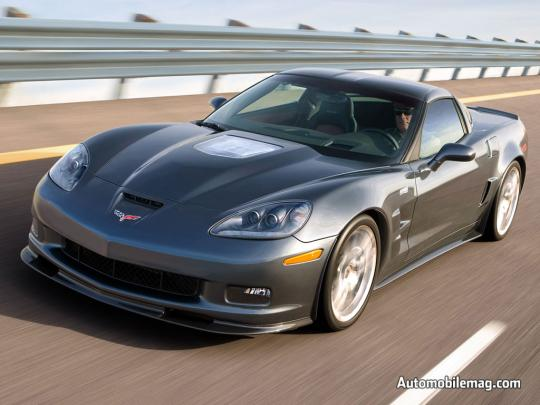 2009 Chevrolet Corvette ZR1 ZR-1 Photo 1