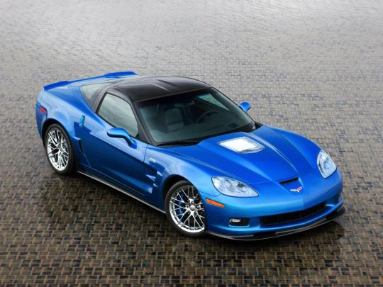 2010 Chevrolet Corvette Photo 1