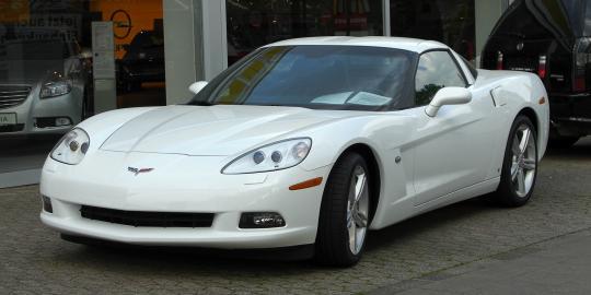 2011 Chevrolet Corvette Photo 1