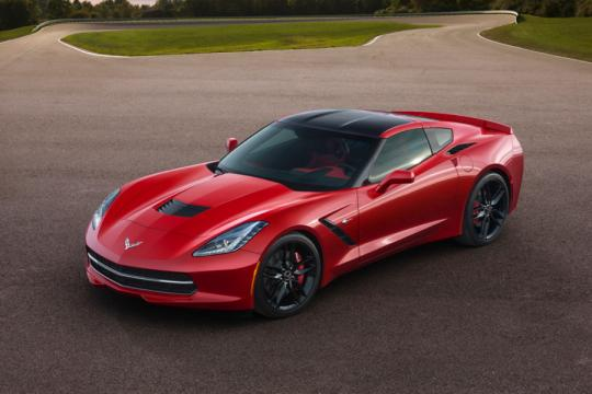 2013 Chevrolet Corvette Photo 1