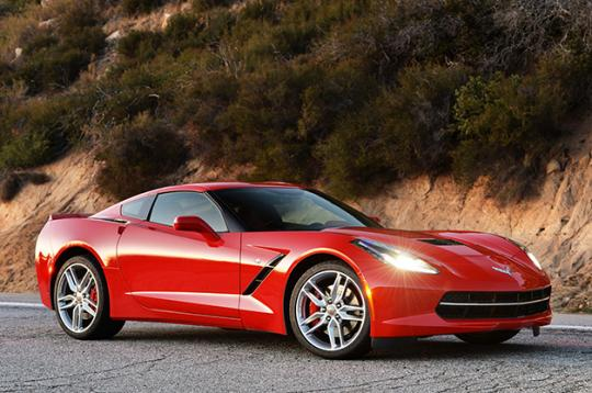 2015 Chevrolet Corvette Photo 1