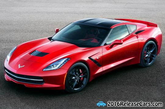 2016 Chevrolet Corvette Photo 1
