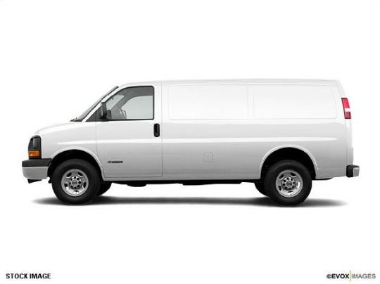 2006 Chevrolet Express Cargo  VIN 1GCGG25V061262677