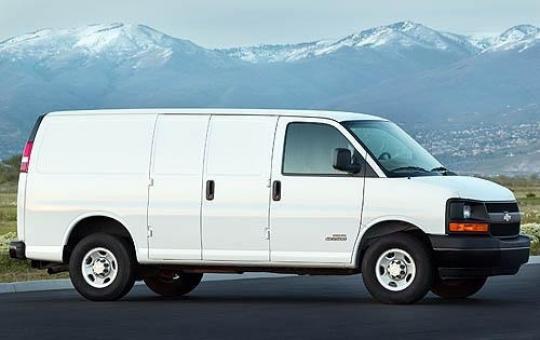 2010 Chevrolet Express Cargo Vin 1gcugadxxa1132480