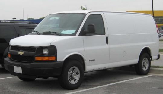2007 Chevrolet Express Photo 1