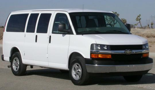 2011 Chevrolet Express Photo 1