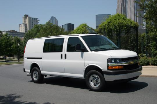 2014 Chevrolet Express Photo 1