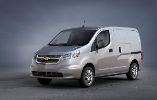 2015 Chevrolet Express Photo 1