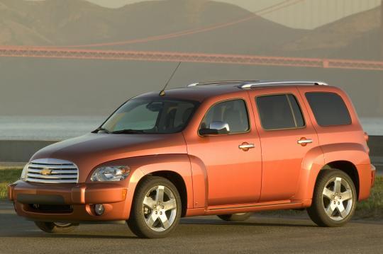 2007 Chevrolet Hhr Vin 3gnda13d07s628198