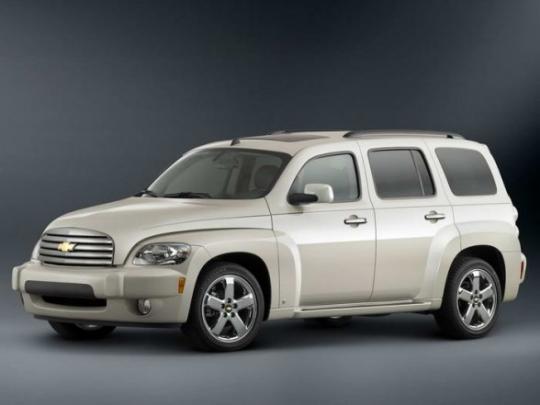 2011 Chevrolet HHR - VIN: 3GCAAAFW0BS500304 - AutoDetective.com