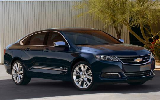 2014 Chevrolet Impala Limited Photo 1
