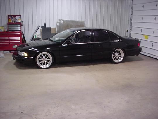 1995 Chevrolet Impala Vin 1g1bl52p5sr134923 94 Chevy Ss Photos Videos