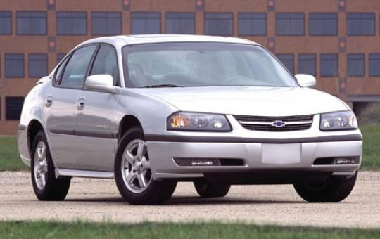 2003 Chevrolet Impala Photo 1