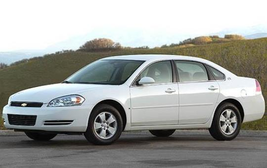 2010 Chevrolet Impala LT Photo 1