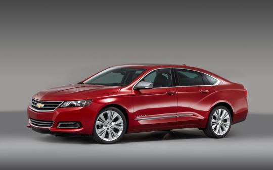 2014 Chevrolet Impala Photo 1