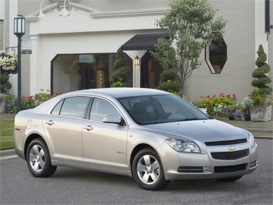 2010 Chevrolet Malibu Hybrid Photo 1