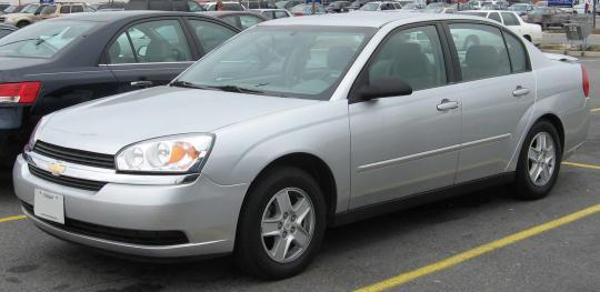 2004 Chevrolet Malibu MAXX Photo 1