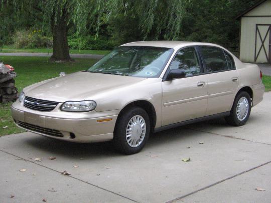 2003 Chevrolet Malibu Photo 1